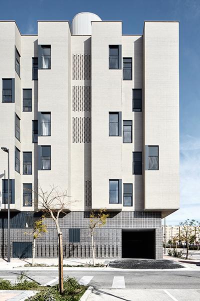 154 viviendas en getafe madrid 2014 abjm oficina de for Oficina de correos getafe